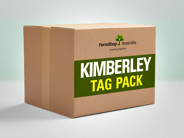 Kimberley Tag Pack