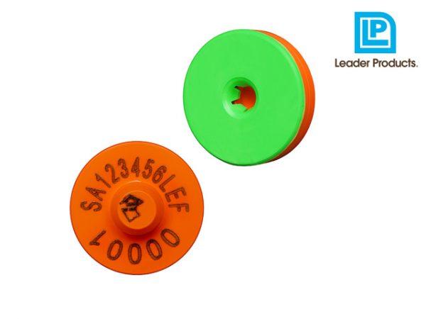 leader-enviro-orange-post-breeder-NLIS-Cattle-Tags