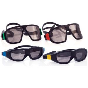 Safety Goggles Safe Eyes Original Green